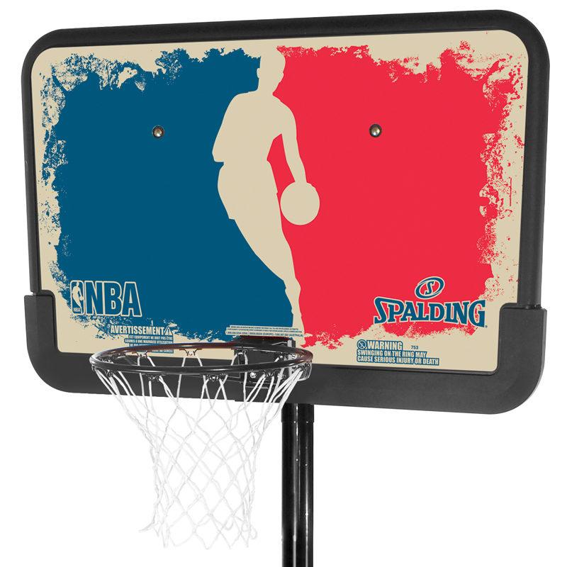 Spalding NBA Logoman Portable-top