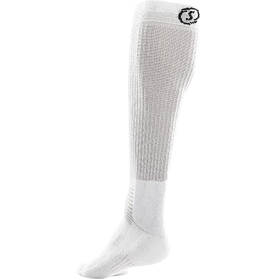 Spalding Socks High Cut White