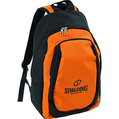 Spalding Backpack Essential Orange/Black