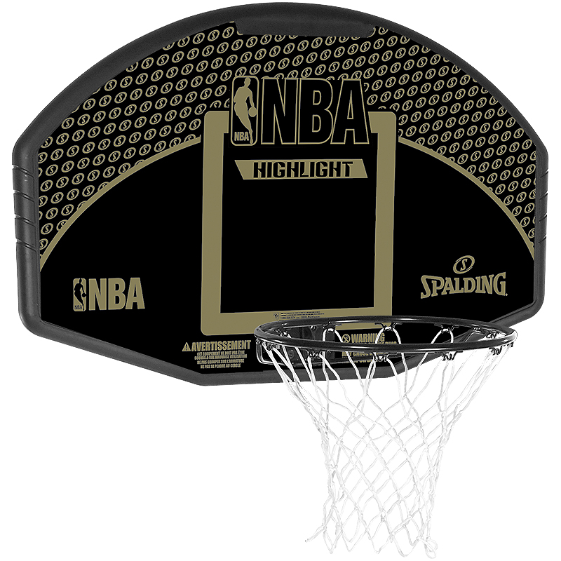 Spalding NBA Highlight Backboard Fan