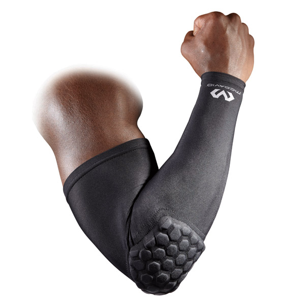McDavid HexTM Shooter Arm Sleeve Black