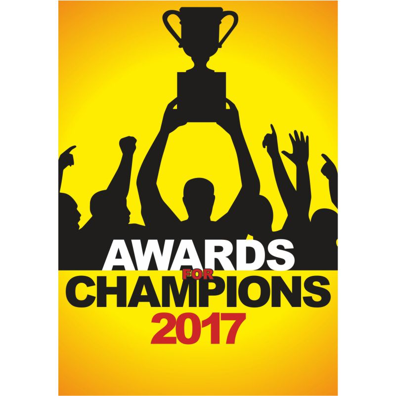 Awards for Trophies 2017 Catalogue