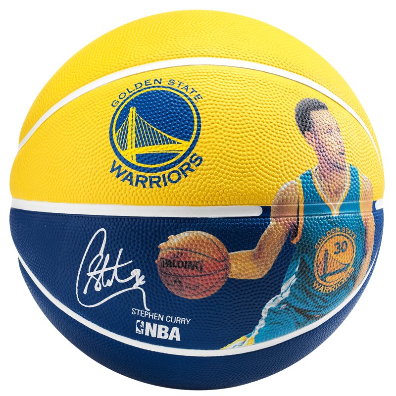 Spalding NBA Ball Stephen Curry