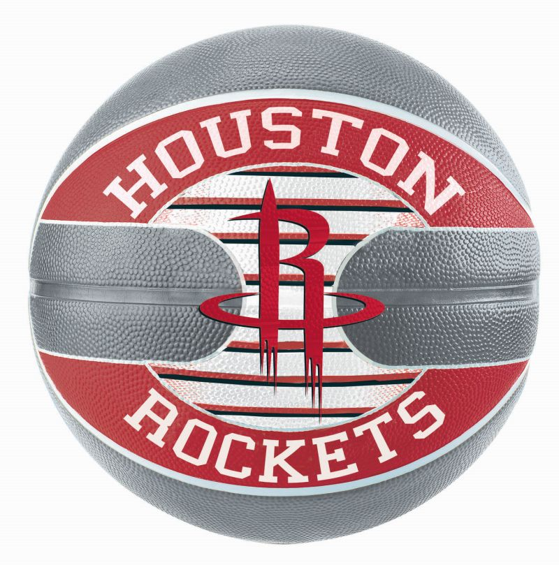 Spalding NBA Team Ball Houston Rockets