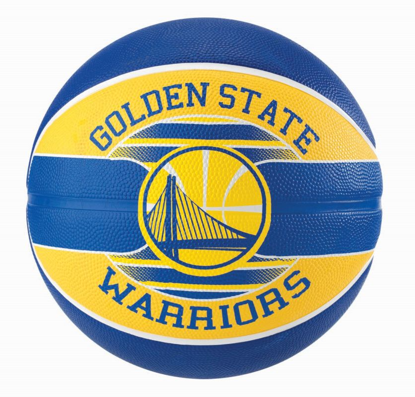 Spalding NBA Team Ball Golden State Warriors