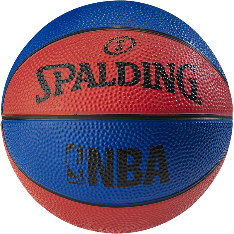 Spalidng NBA Miniball Blue/Red