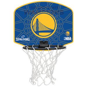 Spalding NBA Miniboard Golden State Warriors