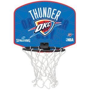 Spalding NBA Miniboard Oklahoma City Thunder