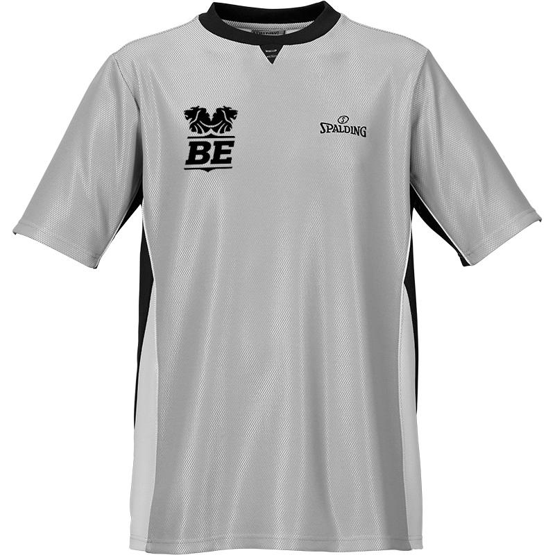 Spalding Basketball England Referee Pro Shirt