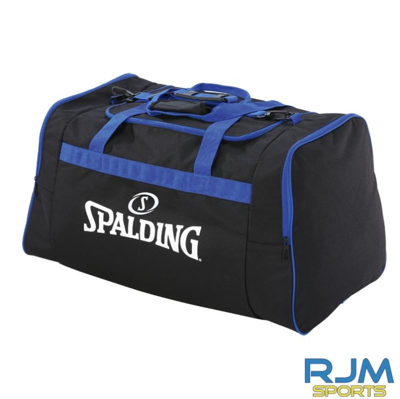 WLW Spalding Team Bag Black Royal Blue