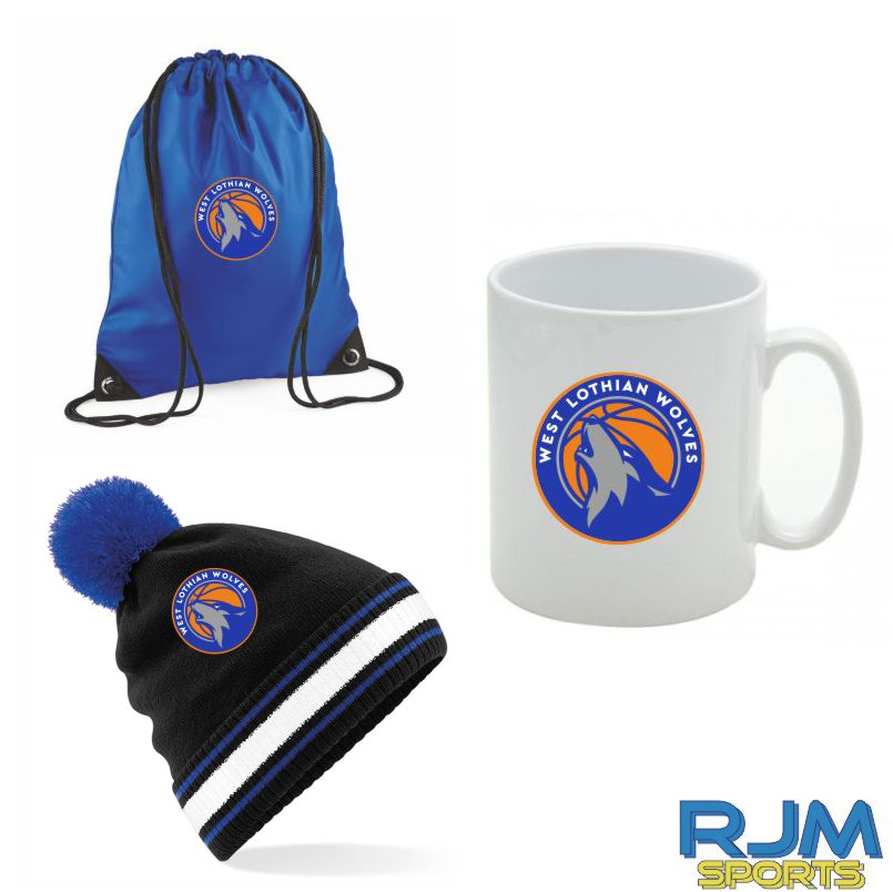 WLW Combo Deal Mighty Mug, Bobble Hat & Draw String Bag