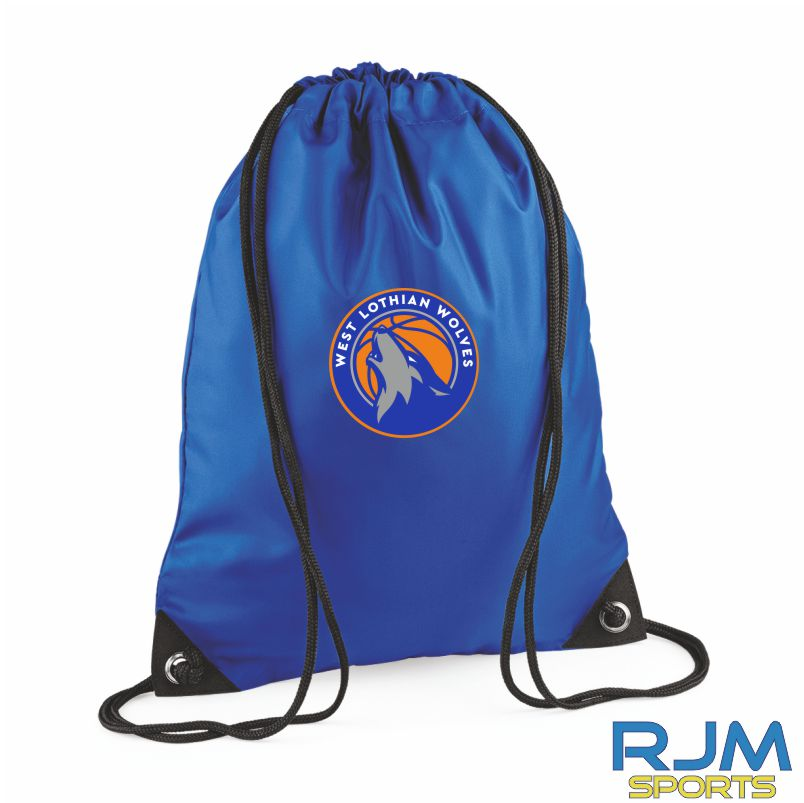 WLW Draw String Bag Royal