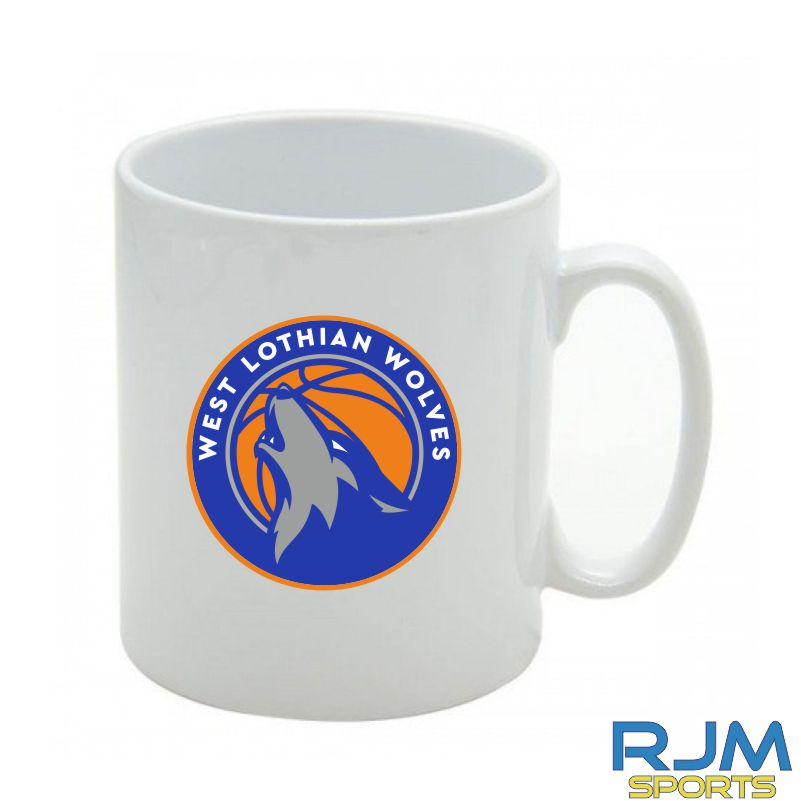 WLW Mighty Mug White