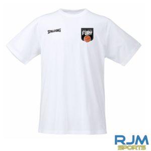 Falkirk Fury Promo T-Shirt White