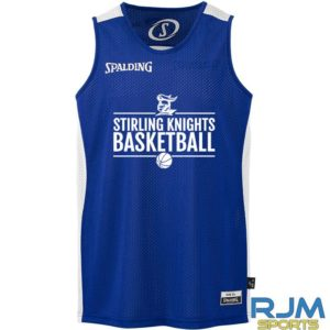 Stirling Knights Essential Reversible Shirt Royal White