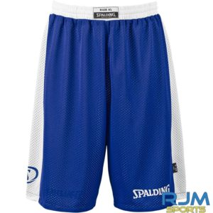 Stirling Knights Essential Reversible Short Royal White