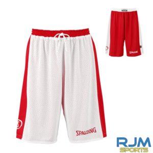 Falkirk Fury Essential Reversible Short Red White