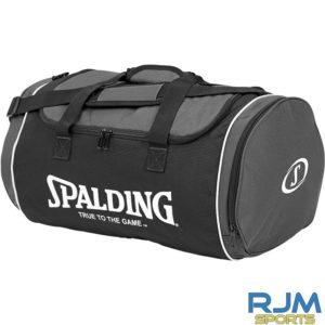 Stirling Knights Tube Sportsbag Anthracite Black White