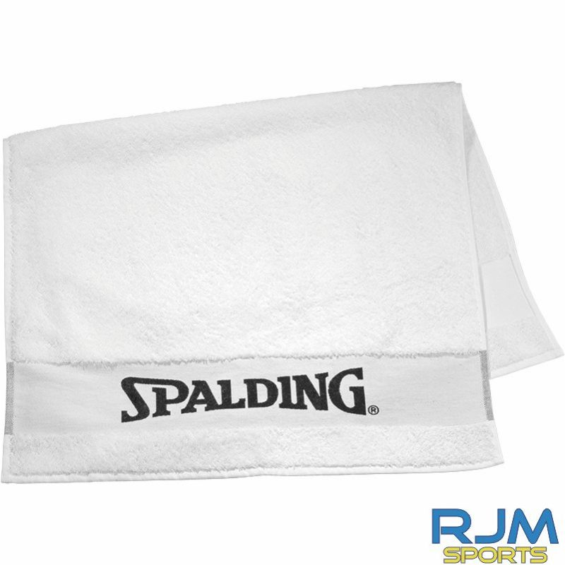 Stirling Knights Bench Towel White