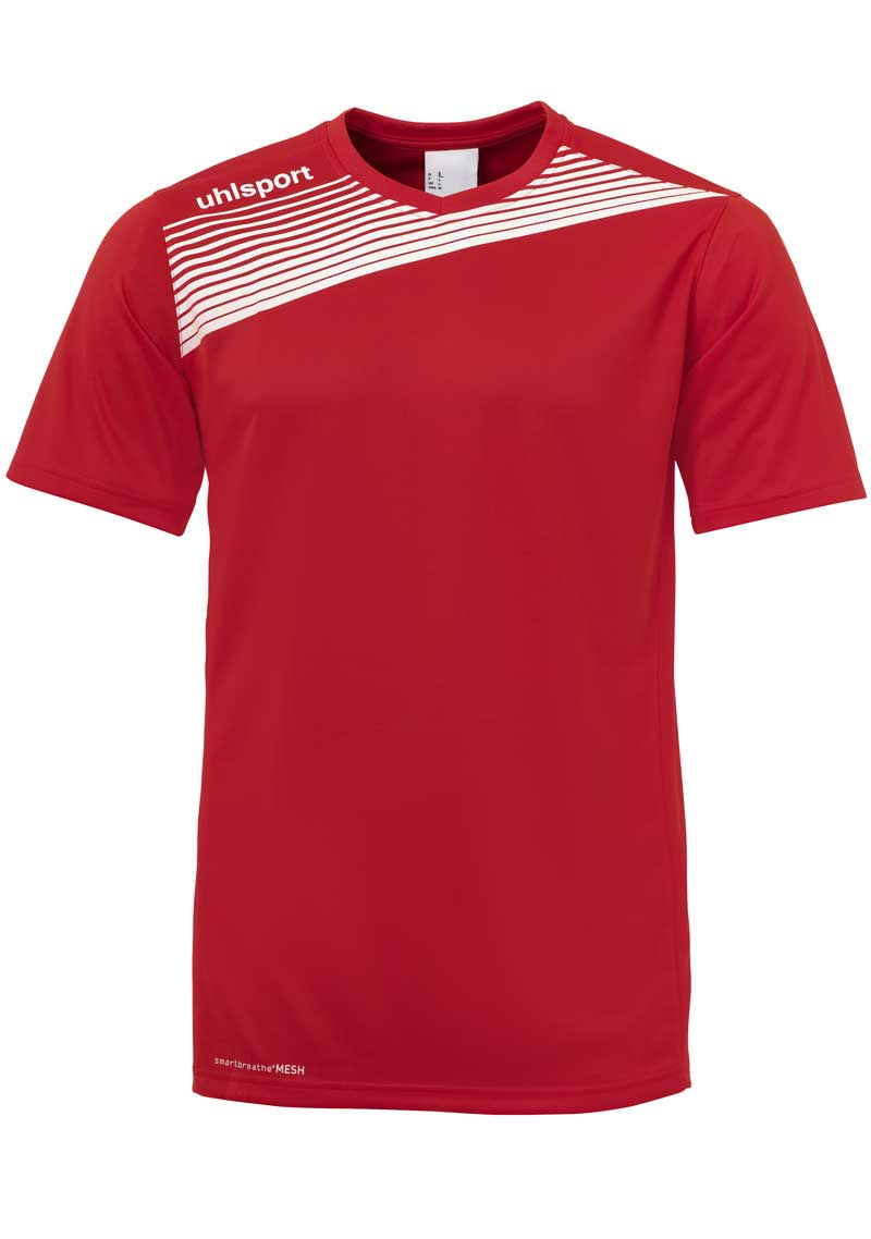 uhlsport Liga 2.0 Red Football Shirt