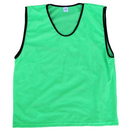 Diamond Mesh Bib Green