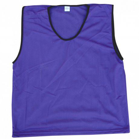 Diamond Mesh Bib Purple