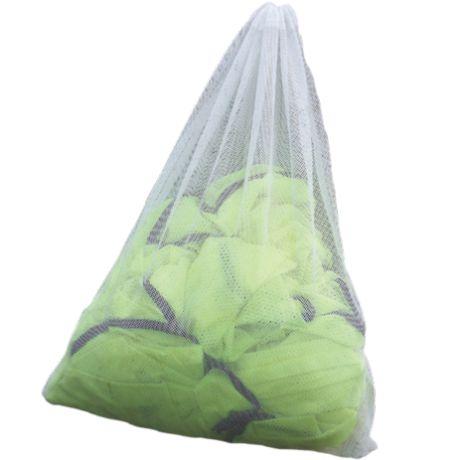 Diamond Mesh Bib Bag