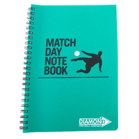 Diamond Match Day Notebook A5