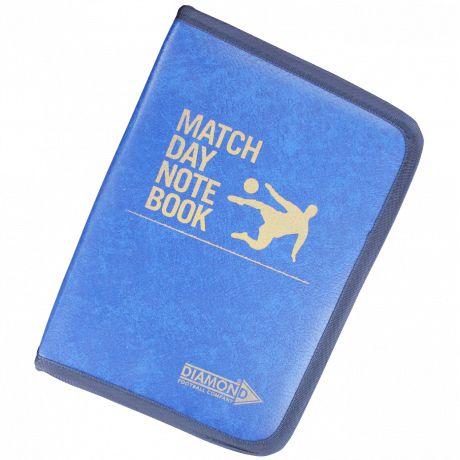 Diamond Pro Match Day Notebook