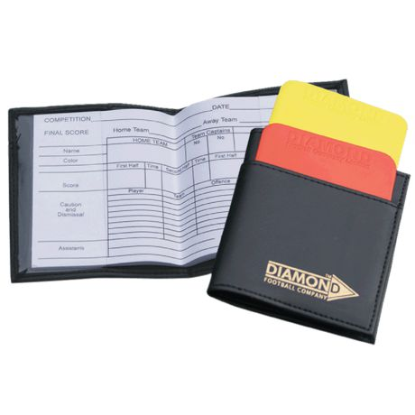 Diamond Referees Wallet