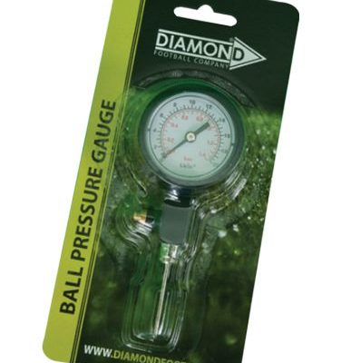 Diamond Football Pressure Gauge