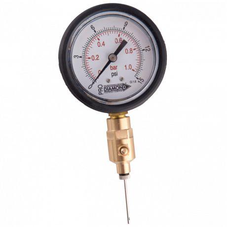 Diamond Pro Pressure Gauge