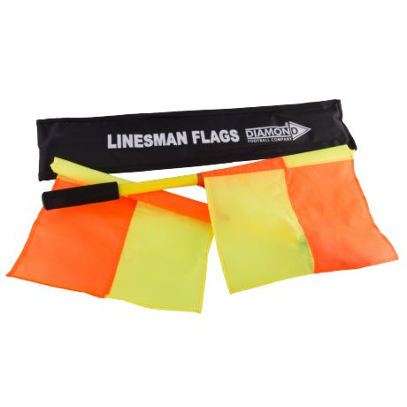 Diamond Linesmans Flags
