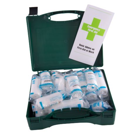 Diamond Health and Safety First Aid Box