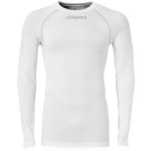 uhlsport Distinction Pro Thermo Shirt Long Sleeve White