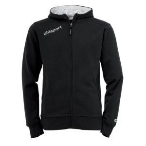 uhlsport Essential Hood Jacket Black