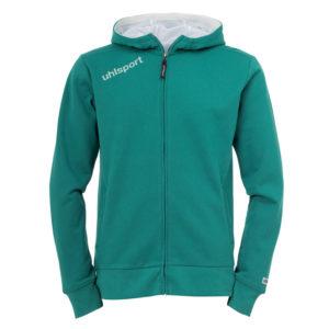 uhlsport Essential Hood Jacket Lagune