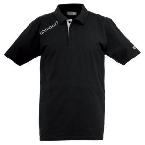 uhlsport Essential Polo Shirt Black