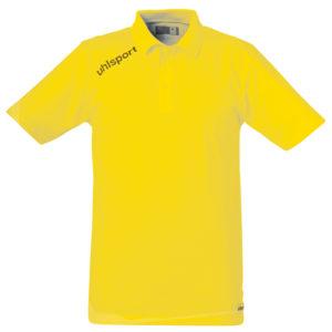 uhlsport Essential Polo Shirt Corn Yellow