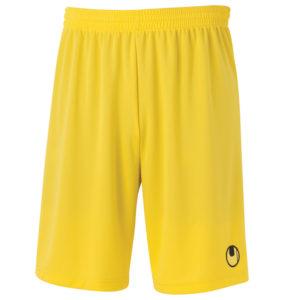 uhlsport Centre Basic II Shorts Corn Yellow