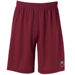 uhlsport Centre Basic II Shorts Burgundy