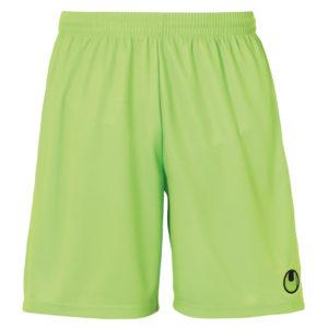 uhlsport Centre Basic II Shorts Flash Green