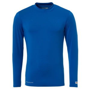 uhlsport Distinction Colours Baselayer Azure Blue