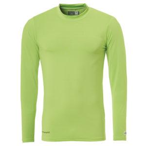uhlsport Distinction Colours Baselayer Green Flash