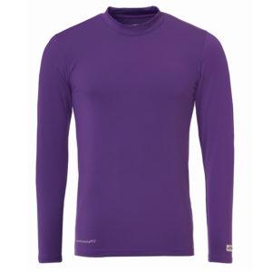 uhlsport Distinction Colours Baselayer Purple