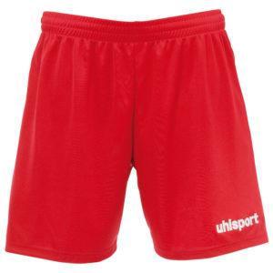uhlsport Women Centre Basic II Shorts Red