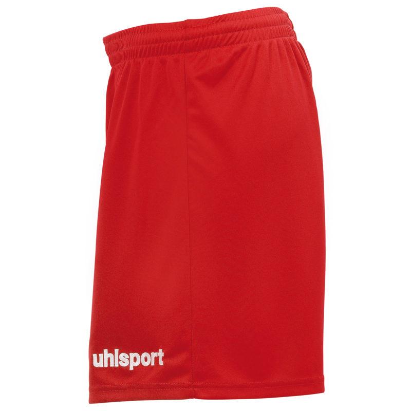 uhlsport Women Centre Basic II Shorts Red Side