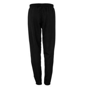 uhlsport Classic Pants Black White Rear
