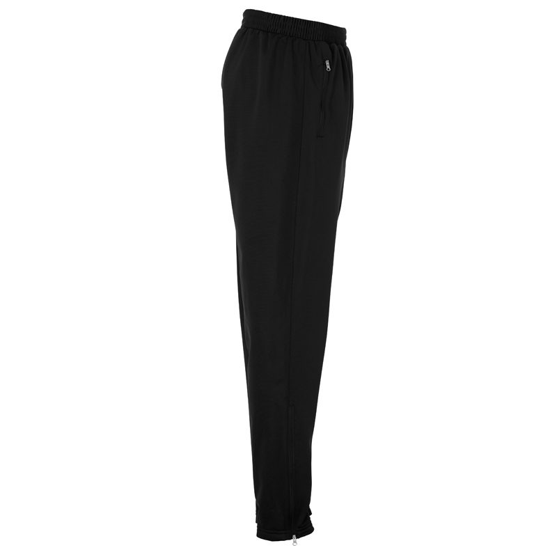 uhlsport Classic Pants Black White Side