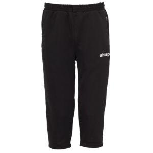 uhlsport Essential Three Quarter Training Pants Black